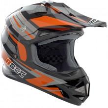 Helma ROCC černá / oranžová