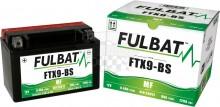Moto baterie Fulbat YTX9-BS