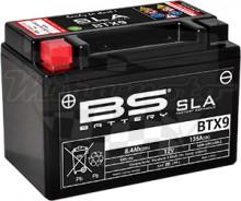 Moto baterie BS Battery YTX9 / BTX9 300674