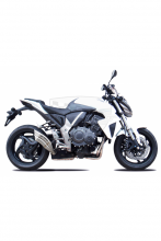 Výfuk IXRACE Z7 Honda CB 1000 R XH 6377 nerez