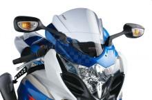 Plexi Puig Racing Suzuki GSX-R 1000 09-15 4933H