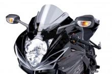 Plexi Puig Racing Suzuki GSX-R 600/750 11-16 5605H