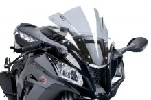 Plexi Puig Racing Kawasaki ZX-10R 11-15 5603H