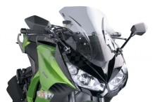 Plexi Puig Racing Kawasaki Z 1000 SX 11-16 5606H