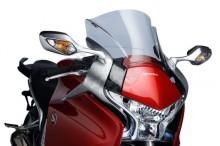 Plexi Puig Racing Honda VFR 1200 10-16 5251H