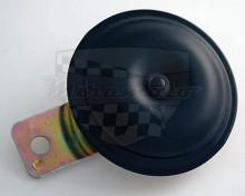 Klakson 215-450 80mm černý