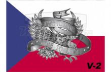 Moto vlaječka V2