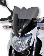 Ermax plexi Yamaha XJ6N 09- noir clair