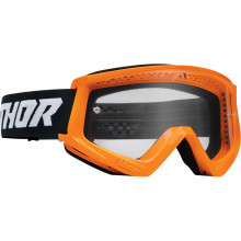 Brýle THOR COMBAT FLO orange/black 2601-2705