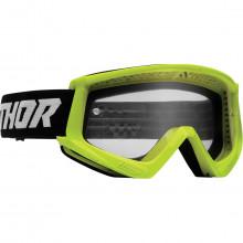 Brýle THOR COMBAT FLO green/black 2601-2706
