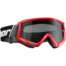 Brýle THOR COMBAT SAND red/black 2601-2084