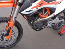 Padací rám RD Moto CF124KD černý KTM 690 Enduro 08-18,Husqvarna 701 Enduro/Supermoto