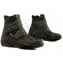 moto boty Forma BOULEVARD WP černé -