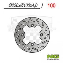 Brzdový kotouč NG 210.100 zadní