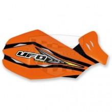 Chránič páček UFO 164O oranžová sada