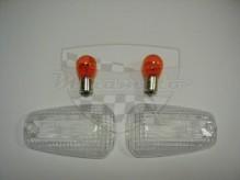 čirá sklíčka PD 0538 Honda CB Hornet , XLV 650