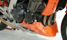 Ermax klín pod motor Kawasaki Z 1000 03-06 oranžový