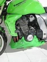 Ermax klín pod motor Kawasaki Z 1000 03-06 zelený
