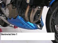 Ermax klín pod motor Kawasaki Z 1000 07-09 modrý matt