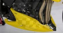 Ermax klín pod motor Yamaha FZ-1 06-10 žlutý