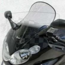 Ermax plexi Touring Kawasaki ZZR 1200