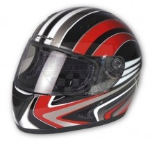 Helma Dyablex Thunder CD-THR červená.