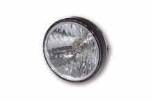 """Přední hlavní světlo 223-144 Reno II 7""""  Black"""
