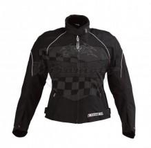 Bunda textilní dámská IXON Diva E4172F černá . DOPRODEJ