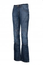 Kalhoty textilní dámské NAZRAN P-ACTIVE II jeans modré