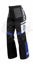 Kalhoty textilní Ixon Gigantic E 5705H černé - šedé - modré DOPRODEJ