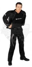Kalhoty textilní Ixon Roller E 4513H černé . DOPRODEJ
