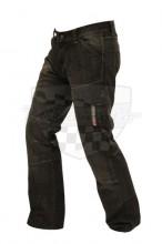 Kalhoty textilní jeans kevlarové SPARK Metro černé