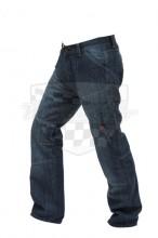 Kalhoty textilní jeans kevlarové SPARK Metro modré