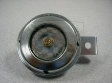 Klakson 215-454 stříbrný