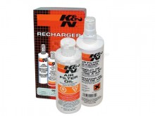 KN Air Filter Cleaner + Oil , Recharger 99-5003