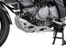 Kryt motoru SW motech Suzuki DL 650 Strom MSS.05.296.100 stříbrný