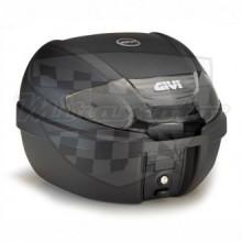 Kufr Givi E 300 NT Monolock tmavá odrazka Topcase