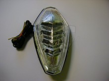 Led zadní světlo Honda VTX 1300/1800 čiré