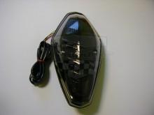 Led zadní světlo Honda VTX 1300/1800 R kouřové PD1063