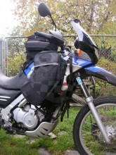 Lojzo set na BMW F 650 GS/Dakar