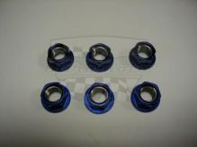 Matky na rozetu 10mm SPN10B modré