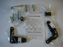 Mont. sada Slide Yamaha XJ-6 09-12