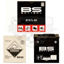 Moto baterie BS Battery YTX7L-BS 300620
