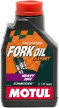 Motul Fork oil Expert Heavy 20W tlumičový olej 1L