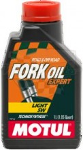 Motul Fork oil Expert Light 5W tlumičový olej 1L