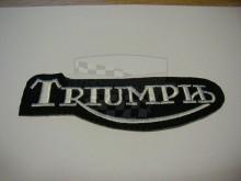 Nášivka,nažehlovačka - 7 Triumph