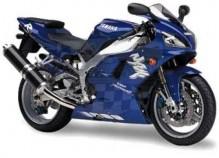 Návod k obsluze motocyklu Yamaha R1 00-01