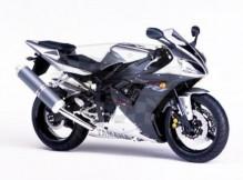 Návod k obsluze motocyklu Yamaha R1 02-03