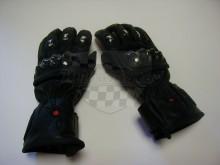 Dámské rukavice POISON black/black
