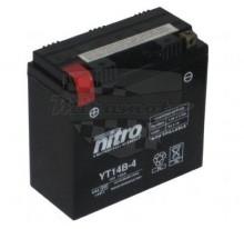 Moto baterie Nitro YT14B-4